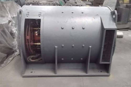 REM 300 KW DC MOTOR